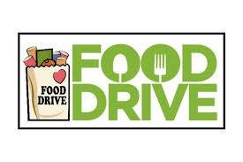Food Drive this week!