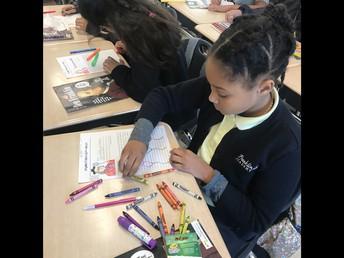 Fifth Grade Celebrates Benjamin Franklin's Birthday