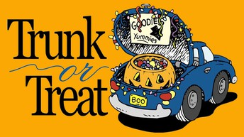 Trunk or Treat Thanks