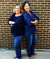 Mrs. Meador & Mrs. Montes