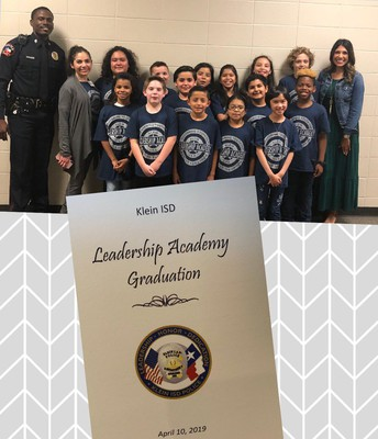 Leadership Academy Graduation