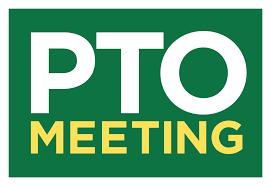 PTO Meeting Thursday, October 10th