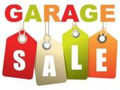 Garage Sale Finds