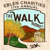 Eblen Charities Walk, Run or Roll 2017