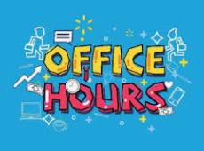 Family-Student-Teacher Office Hours