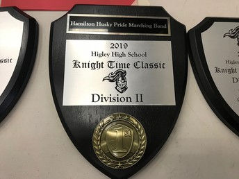 Knight Time Classic Division II 1st Place