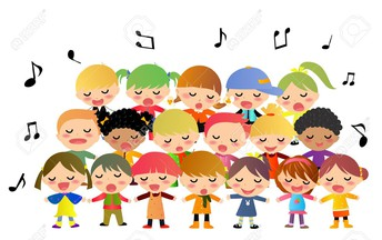 1st and 2nd grade Choir Program
