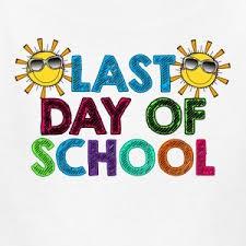 Last Day of School Change