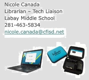 Labay Library - Did you know you can check-out technology for home use?