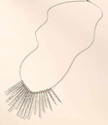 Kari Fringe Necklace
