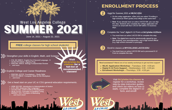 Take a College Class this Summer at WLAC