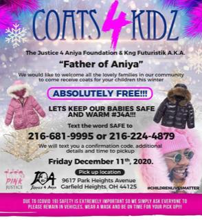 Coats 4 Kidz