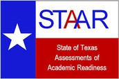 May 8-9 - STAAR Test