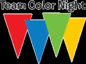 This week is Team Colors Night!