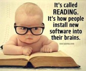 Create a LOVE of reading!