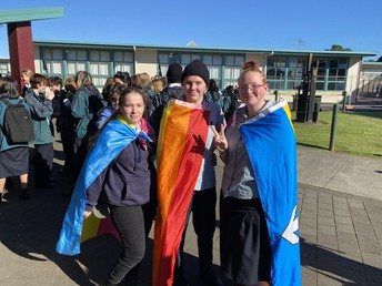 Rainbow Week Celebrations
