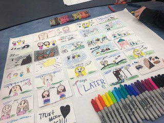 5th Graders Work on Storytelling by Learning from Pixar in a Box