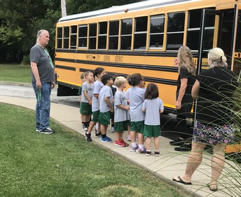 Richmond Heights School Bus Transportation