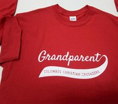 Grandparent shirts still available