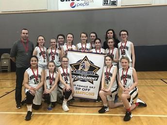 Girls' 7 Basketball