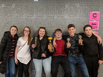 Forensic Team takes Second Place