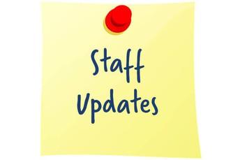 Titus Staff Updates