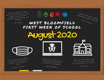 WBSD Weekly Update - August 28