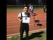 Congrats to Marcus Alvarado!