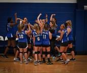 Spring Hill Girls 7th Grade Volleyball beat Kilgore 7A 25-13