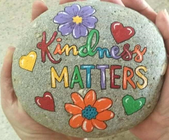 Kindness ROCKS - Spreading Friendship and Respect