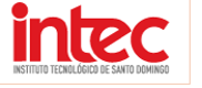 Institutional Repository RI-INTEC, Emilio Rodríguez Demorizi Library, of the Technological Institute of Santo Domingo