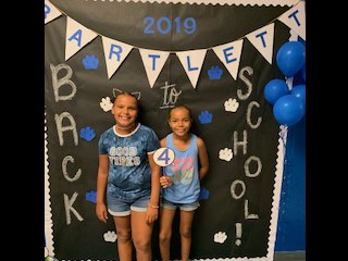 Excited be a 4th grade Bulldog!