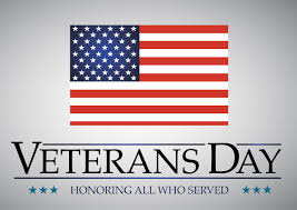 Veteran's Day Speakers