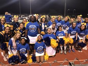 Buffalo Sparkler Cheer Team Provide Inclusiveness