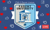 Parent University Workshops