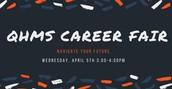 QHMS Career Fair - Presenters Needed!