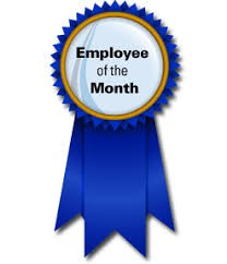 Staff of the Month for April