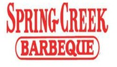 Thank You Spring Creek BBQ