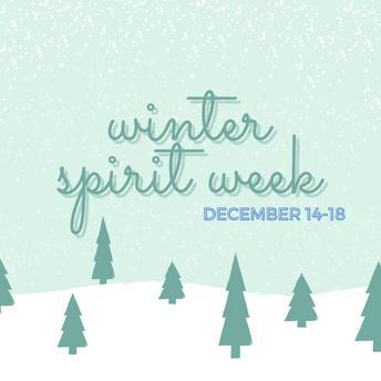 ASB Winter Spirit Week