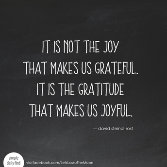 Secondary Gratitude & Giving Classroom Resources