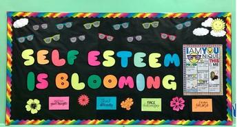 Self Esteem is Blooming!
