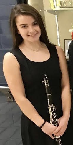 Congratulations to Cassidy O'Donnell on qualifying for the PMEA All-State Concert Band!