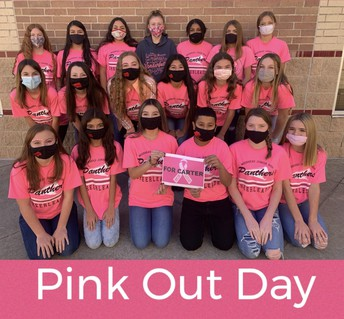 Pink the Creek for a Cure