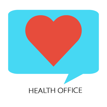 A MESSAGE FROM THE HEALTH OFFICE