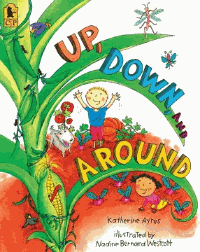 Up Down and Around by Katherina Ayres