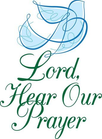 Community Prayer List