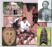 The Lenape means ordinary people