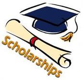 Student Scholarship Applications Due April 1