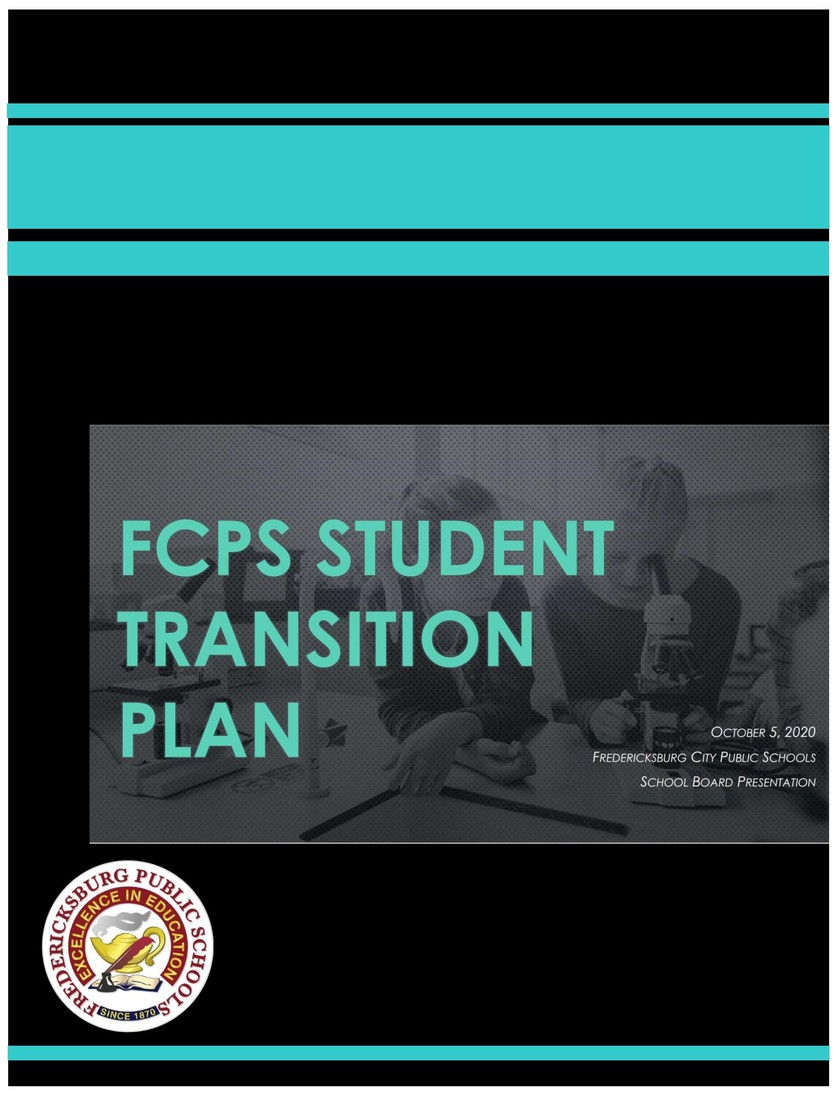 FCPS Student Transition Plan