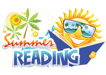 Reminder!! Summer Reading is Posted on the Website